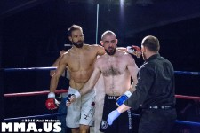 MMA - Kyle McShane & Rohan Dalton