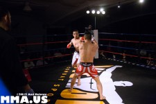 MMA - Brandon Medina vs. Westley Chow