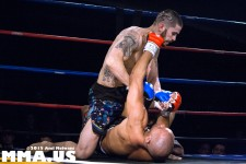 MMA - Robert Ovalle vs. Eric Taylor