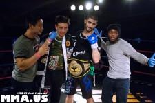 MMA - Robert Ovalle - 170 lb Victory MMA Champion