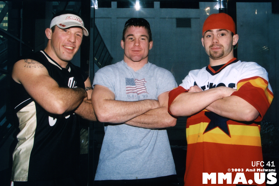 UFC 41 Pat Miletich, Matt Hughes, Jens Pulver